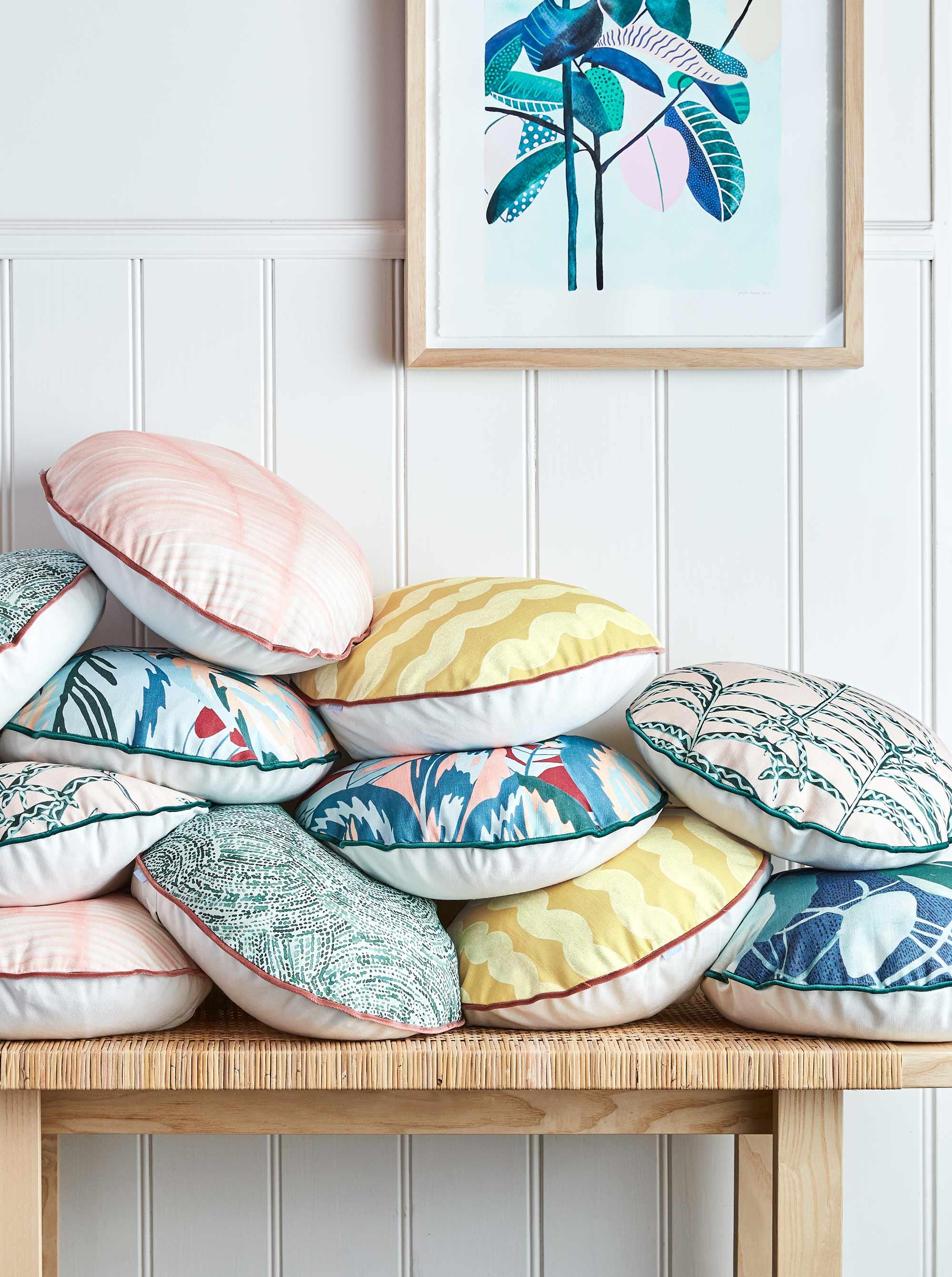 georgie daphne cushions