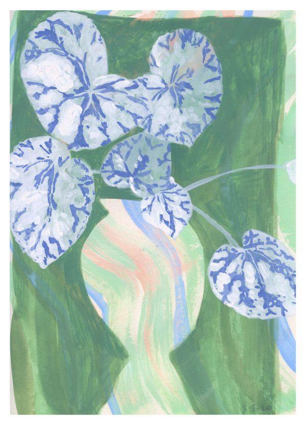 Begonia-art-print-georgie-daphne