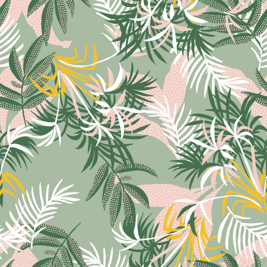 Palm Green Georgie Daphne copy