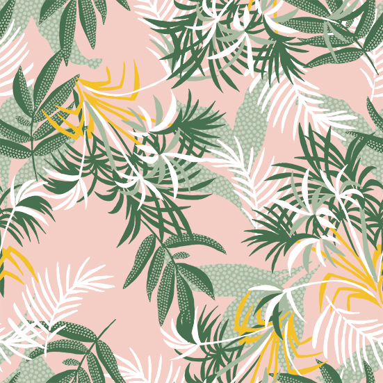 Palm Pink Georgie Daphne