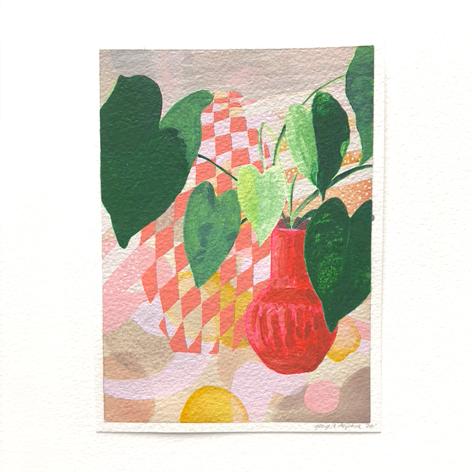 Little-Red-Vase-Georgie-Daphne