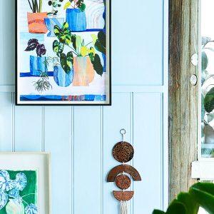 plant-shelfie-painting-Georgie-Daphne-styled